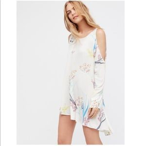 Free People clear skies tunic
